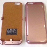 CREYON8C Power Case 10000mAh External Power Battery Charger Case For iPhone 6 6S