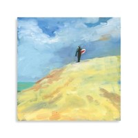 Sunny Afternoon 1 Canvas Art