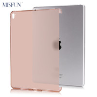 "For IPad Pro 9.7"" New TPU Soft Case Matte Transparent Shell Protective Skin for iPad Air 3 ( Ipad 7 ) Tablet Back Cover A69"