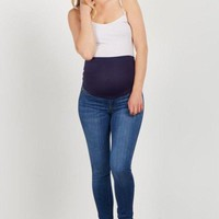 The Frannie Maternity Jean