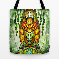 Almost There Tote Bag by Mandie Manzano