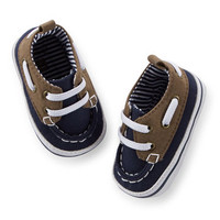 Carter's Crib Boat Shoes