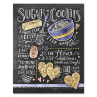 Sugar Cookies Recipe - Print