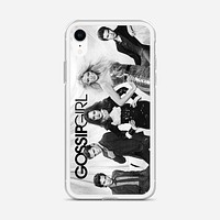 Gossip Girl iPhone XR Case