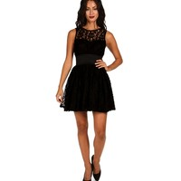 Black Party The Night Away Dress