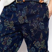 River Island Shorts with Floral Print