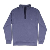 Waverly Pullover in Midnight by Southern Point Co.