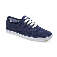Keds Girls' Champion CVO Casual Sneakers - Navy
