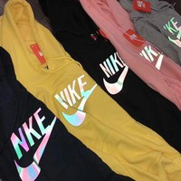 Nike Hooded Reflective Top Sweater Hoodie