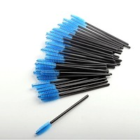 20 pcs/pack Professional Makeup Tools For Eyelash Extension Disposable Eyelash Brush Mascara Applicator With Free Shipping