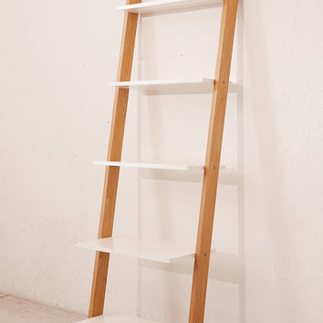 Leaning Bookcase   Urban Outfitters