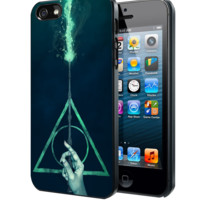 Harry Potter Deathly Hallows Expecto Patronum C Samsung Galaxy S3 S4 S5 S6 S6 Edge (Mini) Note 2 4 , LG G2 G3, HTC One X S M7 M8 M9 ,Sony Experia Z1 Z2 Case