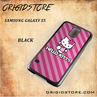 hello kitty For Samsung Galaxy S5 - Gift Present Multiple Choice