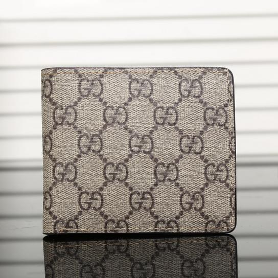 Image of G Fashion Leather Wallet Purse GG Purse