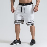 Men's GYM  Short  Fitness shorts  Summer Bodybuilding Sports Short Workout gyms Male Exercise Clothes