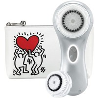 CLARISONIC 'Mia 2 - Keith Haring Silver' Sonic Skin Cleansing System (Limited Edition) | Nordstrom
