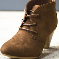 The Perfect  Booties (3 inch heel)