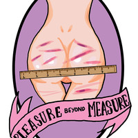 Pleasure Beyond Measure Sticker
