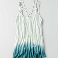 AEO Soft & Sexy Cage Tank, Mint