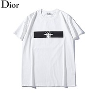 Cheap Women's and men's Dior t shirt for sale 501965868-052