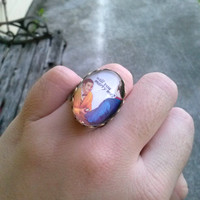Klaine 'Marry Me' Ring.