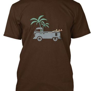 Men's Friday Afternoon Surf Bus Shirt