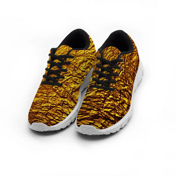 Gold fever shoes