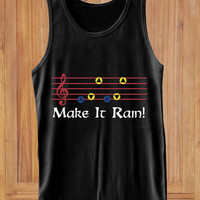 Make It Rain - Song Of Storms design clothing lives for Tank Top Mens and Tank Top Girls