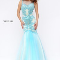 Sherri Hill 50290 Prom Dress
