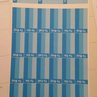 To Buy / To Call / To Go Planner / Calendar stickers for your Erin Condren, Inkwell Press, Plum Paper, Happy Planner, Filofax