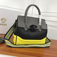 New Versace 7193 Women Arrival Bag Couple Shoulder Bag Student Bag Lightwight Backpack Womens Mens Bag Travel Bags