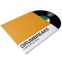 Drumbreaks: Original Break Beats (56 Drum Breaks + 2 Drum Solos) 10""
