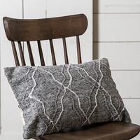 Magnolia Home Passage Pillow Grey