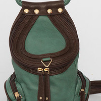 The Lorimer Backpack in Blue