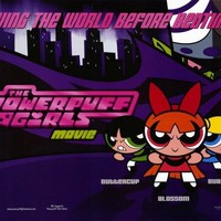 The Powerpuff Girls (Foreign) 27x40 Movie Poster (2002)