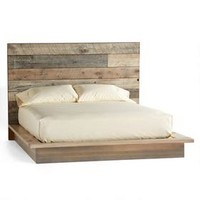 PACIFICA BARNWOOD PLATFORM BED         -                Beds         -                Furniture         -                Furniture & Decor         -                Categories                       | Robert Redford's Sundance Catalog