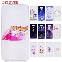 Case For LG G6 G 6 Cases High Quality Cartoon Thin Silicone Soft Phone Back Cover For LG G6 G 6 Cases Mobile Phone Shell Fundas