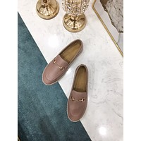 Gucci Women Casual Shoes Boots fashionable casual leather01xf