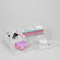 Double-Drawer Accessory Organizer - Urban Outfitters