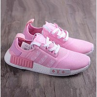 Adidas x LV NMD Fashion Running Sneakers Sport Shoes