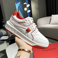 Valentino Women's 2021 New Fashion Casual Shoes Sneaker Sport Running Shoes 0628303