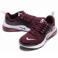 Nike Air Presto Blackout Running Sport Shoes Sneakers Shoes-1