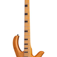 Schecter Riot-4 Session Electric Bass in Aged Natural Satin