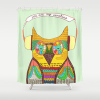 The Owl rustic song Shower Curtain by Budi Satria Kwan