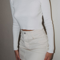 Veronica Knit Top - Basics