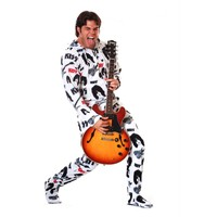 Buy KISS Star Child Adult Onesuits Pajamas   World's Best PJ's
