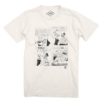 Altru Apparel Popeye Comic mens shirt