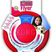 KONG Classic Flyer Dog Toy