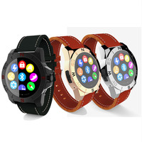 X2 Business Bluetooth Smartwatch Smart Watch Clock Luxury Leather Waterproof Water Proof for iOS Android Smartphone iPhone