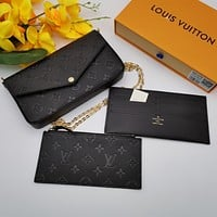 lv louis vuitton women and men wallet purse moneybag lv bumbag 820